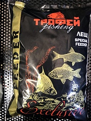 Прикормка Трофей Fishing Exclusive ЛЕЩ  special feeder