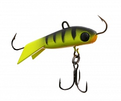 Балансир Vantage Ice Minnow 5см 14г Chartreuse Perch