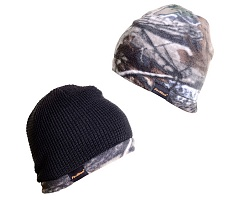 Шапка ForMax Huntting Hat Black/Camo