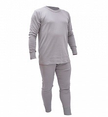 Термобелье Formax Nordics 100% cotton Grey L