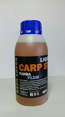 Трофей Fishing CARP SYRUP Слива
